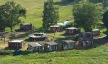 Jihoafrický hotel Emoya Shanty Town