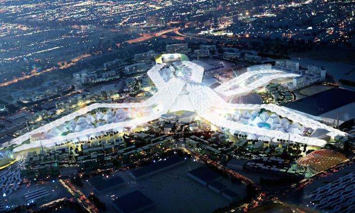HOK aPopulous postaví areál naExpo 2020 vDubaji