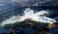 Areál pro Expo 2020 vDubaji odstudií HOK aPopulous