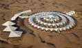 Lotus Hotel ve Vnitřním Mongolsku od Plat Architects