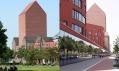 Landesarchiv NRW v německém městě Duisburg od studia Ortner & Ortner