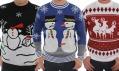 Ošklivé avtipné vánoční svetry odTipsy Elves