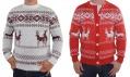 Ošklivé a vtipné vánoční svetry od Tipsy Elves