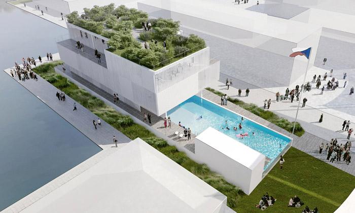 Česko bude mít naExpo 2015 pavilon jako plovárnu