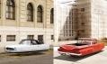 Původní kolekce vozů Air Drive