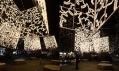 Netradiční vánoční výzdoba města Berlín od Brut Deluxe
