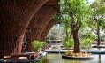Kontum Indochine Café od Vo Trong Nghia Architects