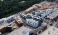 Knihovna s výukovým centrem ekonomie ve Vídni od Zahy Hadid