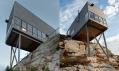 Cliff House v Novém Skotsku v Kanadě od MacKay-Lyons Sweetapple Architects