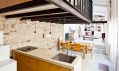 Rekonstrukce pařížského loftového bytu od NZI Architectes