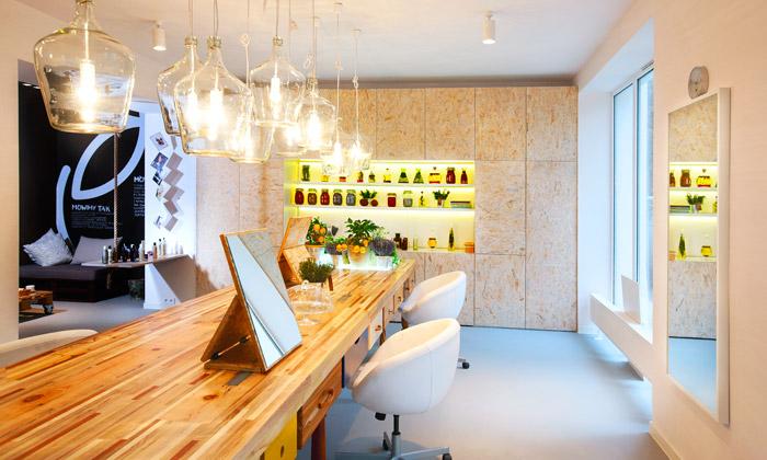Varšava otevřela organické kadeřnictví Haircology