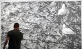 Americký umělec Phil Hansen a ukázka průřezu jeho tvorby