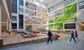 Kanceláře firmy Airbnb ve městě San Francisco v Kalifornii