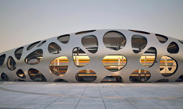 Ofis Arhitekti vystavují vBrně své nejlepší stavby
