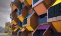 Ofis Arhitekti a jejich byty Honeycomb v Izole