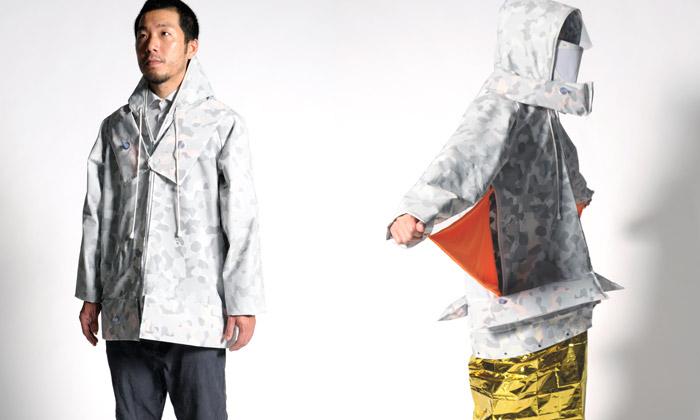 Francouzka navrhla módní kolekci pro konec světa