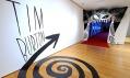 Ukázka výstavy Tima Burtona v New Yorku a v Paříži