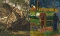 Ukázka za výstavy 90. výročí založení Sbírky francouzského umění 19. a 20. století