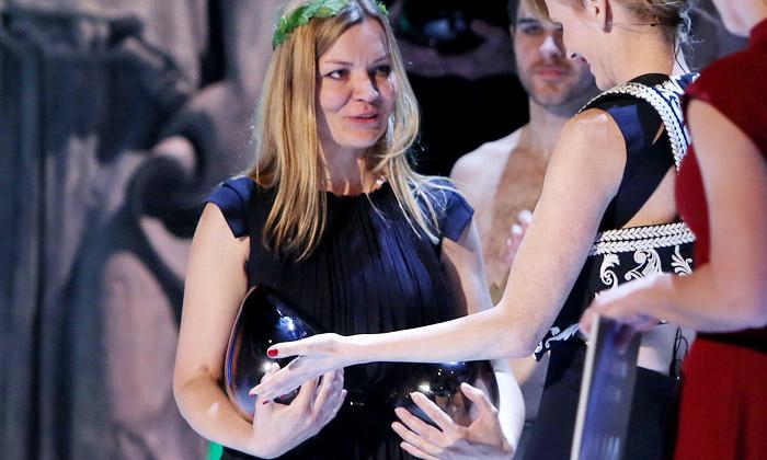 Czech Grand Designréska roku 2013 módní návrhářka Monika Drápalová
