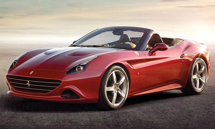 Ferrari California T dostalo propracovanější design