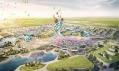 Návrh Astana Expo 2017 od J. Mayer H.