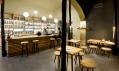 Obchod ačajovna Tea Mountain vPraze odA1 Architects
