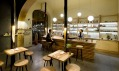 Obchod a čajovna Tea Mountain v Praze od A1 Architects