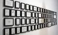 Ukázka z výstavy Darker Than Black v bratislavské galerii Soda