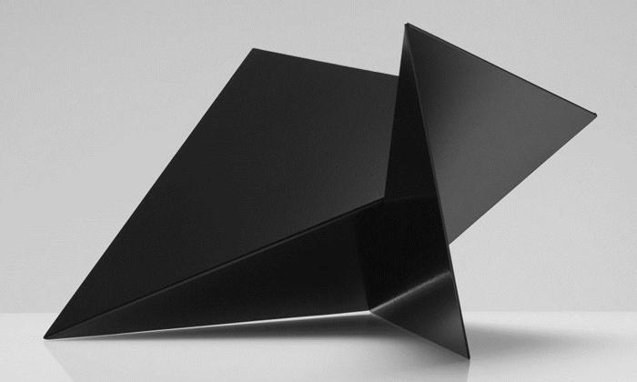 Vystaveny konstruktivistické objekty Jana Kubíčka