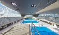 London Aquatics Centre od Zahy Hadid po přestavbě na veřejný bazén