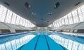 London Aquatics Centre od Zahy Hadid po přestavbě po olympiádě