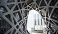 Zaha Hadid a její City of Dreams Hotel Tower v Macau