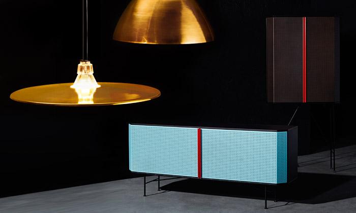 Diesel Living uvádí svítidla činely astylový nábytek