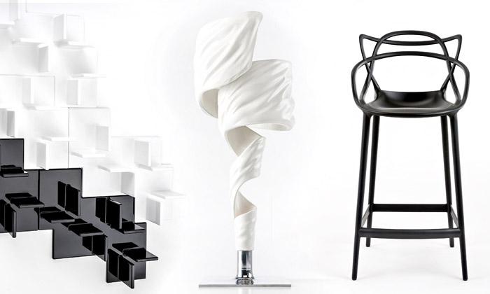 Kartell má nový nábytek adoplňky izčirého plastu