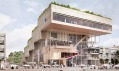 NL Architects a jejich finální návrh pro Art Cluster v Arnhemu