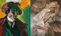 Vystavená díla zvýstavy Prostor Zlín aŘády vidění ve14|15 Baťově institutu
