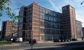 Budovy 14|15 Baťův institut ve Zlíně