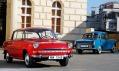 Legendární vůz Škoda 1000 MB na fotografiích k 50letému výročí