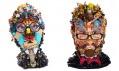 Freya Jobbins a její sochy z panenek a hraček