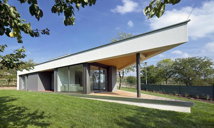 Knesl + Kynčl Architekti vystavují své rodinné domy
