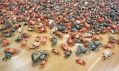 Ukázka z výstavy Evidence umělce Aj Wej-weje v Berlíně
