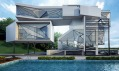 Aviator's Villa od Urban Office Architecture