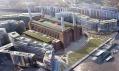 Battersea Power Station podokončení třetí fáze odarchitektů Norman Foster aFrank Gehry