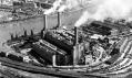 Battersea Power Station v době své činnosti