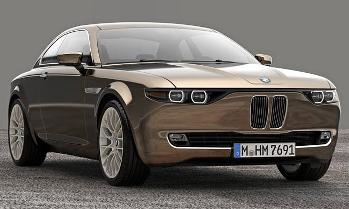 David Obendorfer: BMW CS Vignale Concept