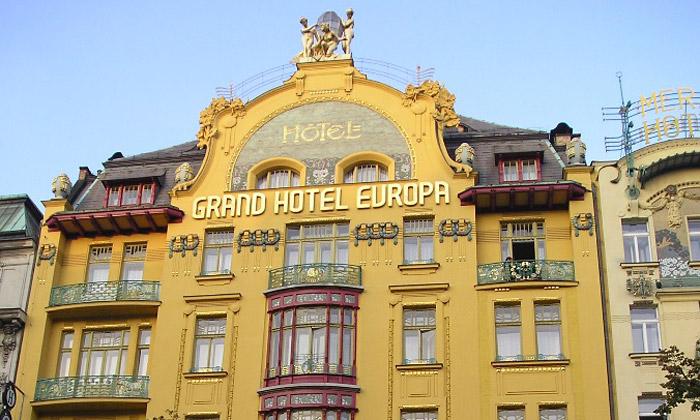 Designblok 2014 proběhne vGrand Hotelu Evropa