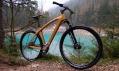 Jízdní kola Samorost s dřevěnými rámy