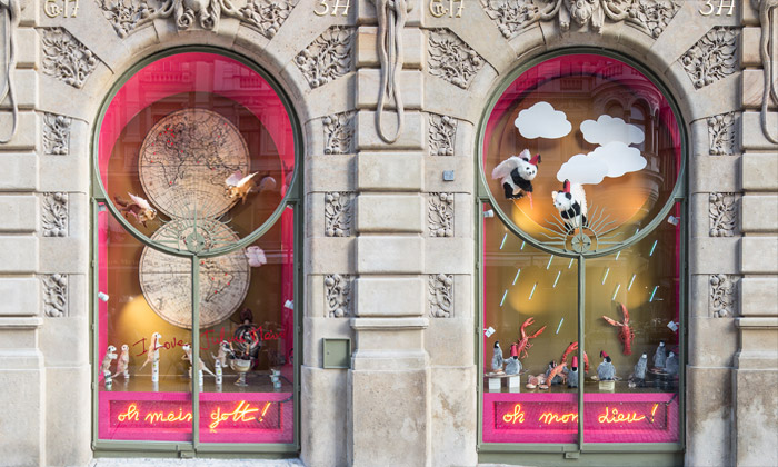 Julius Meinl má vPraze luxusní gurmánský palác