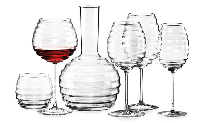 Bratislava vystavuje nové nápojové sklo Rona 2014
