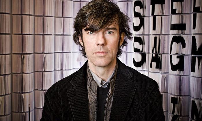 Sagmeister bude hvězdou konference By Design!